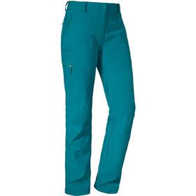 Schöffel Ascona - Pantalon long Femme - Bleu pétrole